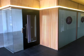 Shop fitout in Carpentaria House in Darwin CBD